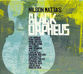 Nilson Matta's Black Orpheus CD cover.