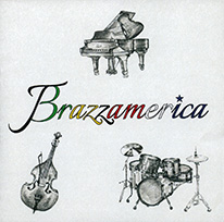 Brazzamerica CD cover.