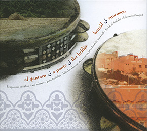 Al Qantara/ The Bridge CD cover.
