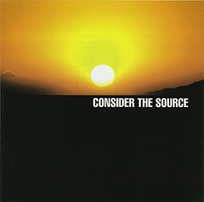 Consider the Source CD cover.