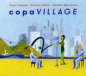 Copa Village CD cover.