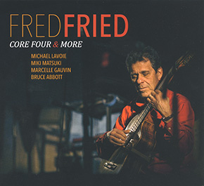 Core Four & More CD cover.