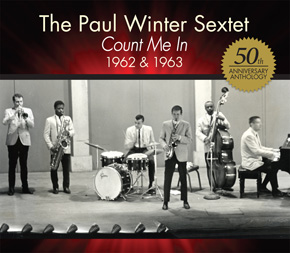Count Me In 1962 & 1963 CD cover.