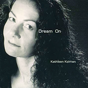 Dream on CD cover.