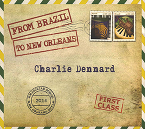 From Brazil to New Orleans CD cover.