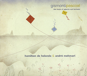 GismontiPascoal CD cover.