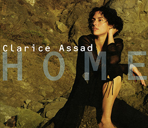 Home CD cover.