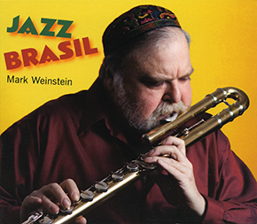 Jazz Brasil CD cover.