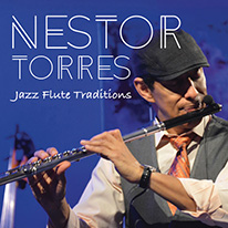Jazz Flute Traditions CD cover.