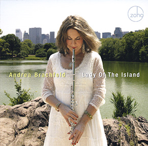 Lady of the Island CD cover.