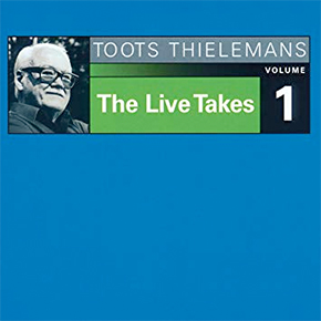 The Live Takes, Vol. 1 CD cover