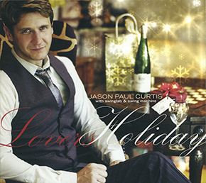 Lovers Holiday CD cover.