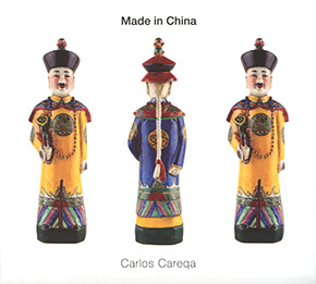 Made in China CD cover.