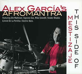 This Side of Mestizaje CD cover.