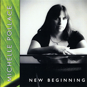 New Beginning CD cover.