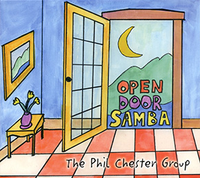Open Door Samba CD cover.