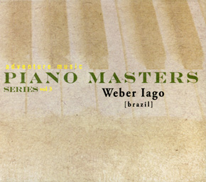 Piano Masters Series, Vol. 3 CD cover.