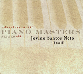 Piano Masters, Vol. 4 CD cover.