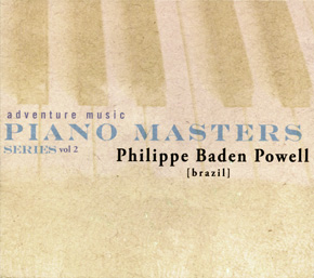 Piano Masters Series, Vol. 2 CD cover.