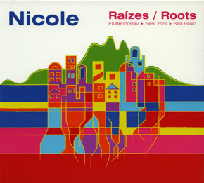 Raízes/Roots CD cover.