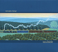 saudade CD cover.