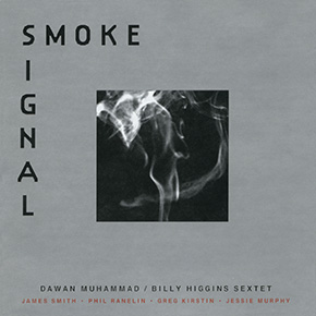 Smoke Signal CD cover.