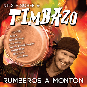 Rumberos a Montón CD cover.