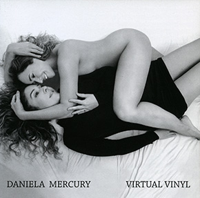 Virtual Vinyl CD cover.