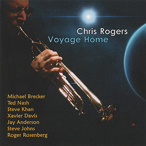 Voyage Home CD cover.